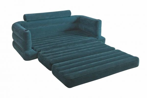 Intex Two Person Inflatable Pull Out Sofa Bed [sb Lg_68566]