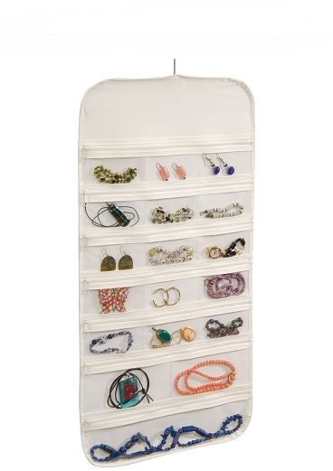 Buy 72 Pockets Jewelry Organizer Jewelry Accessories UAE Souq