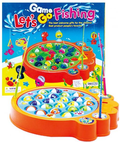 souq kids children fishing game toys battery operated