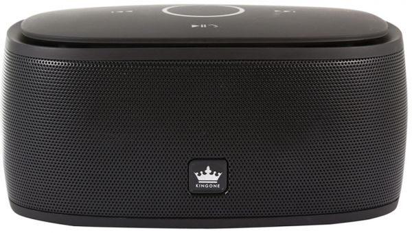 souq kingone k5 bluetooth speaker black uae. Black Bedroom Furniture Sets. Home Design Ideas