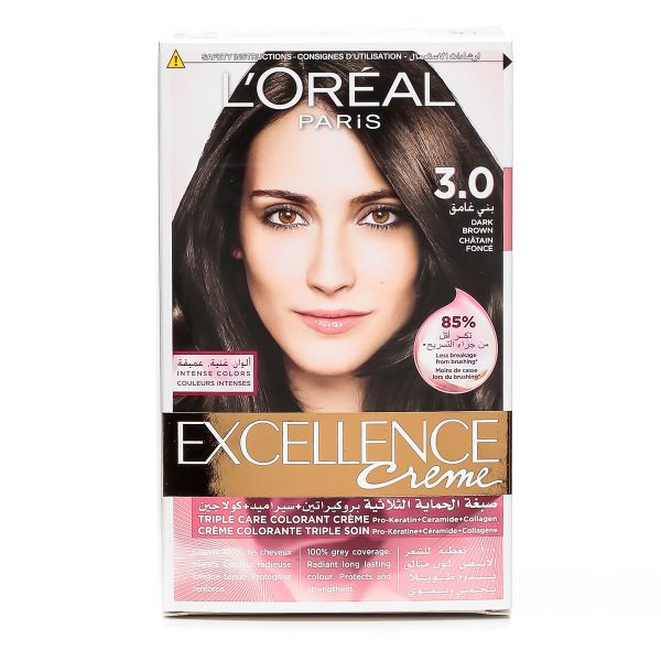 Souq Ramadan 2018 Loreal Excellence 30 Dark Brown Uae