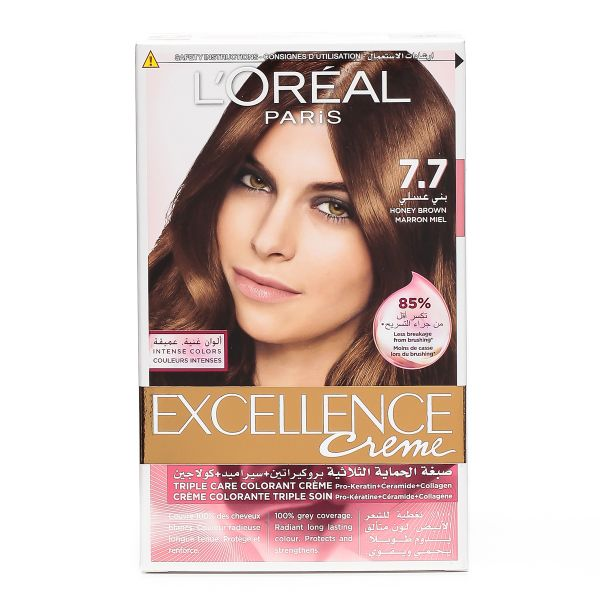 Souq Ramadan 2018 Loreal Excellence Crme Hair Color 77 Honey