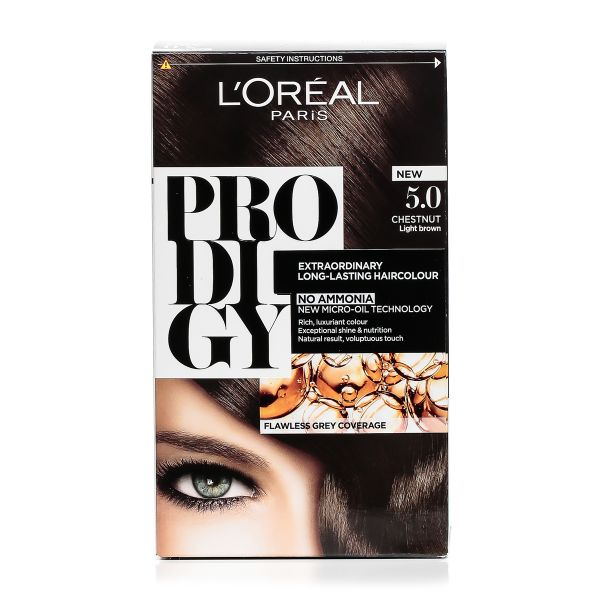 L Oreal Prodigy 5 0 Chestnut Price Review And Buy In