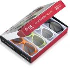 LG Party Pack 3D Glasses Set of Four, AG-F315 (3D Glasses)