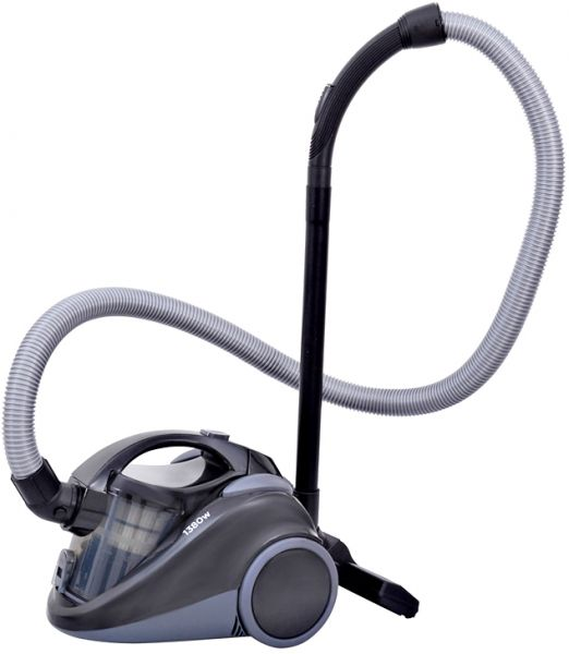 Black Decker 1380 Max Watts Bagged Vacuum Cleaner VM1450 B5