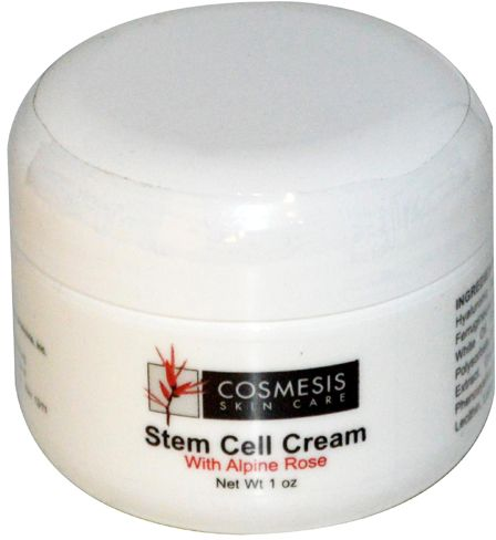 Life Extension Cosmesis Skin Care Stem Cell Cream With Alphine