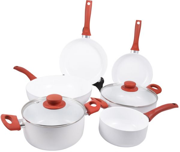 Top 5 Best Ceramic Cookware Sets Reviews of 2019