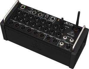 Behringer Xr18 - 18 Channel Digital Mixer for iPad