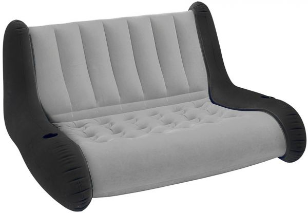 Captivating Intex Inflatable 2 Person Sofa Lounge  68560