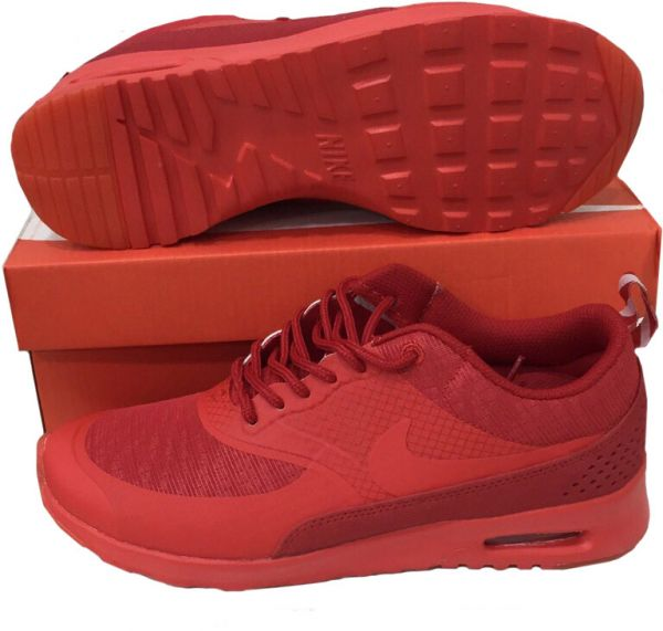 d43a007bfd NIKE MEN S SHOES - RED COLOUR SIZE 37