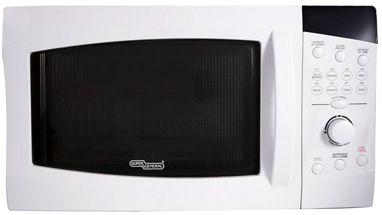 Sharp 1000w 34l Microwave Oven With Grill Function St