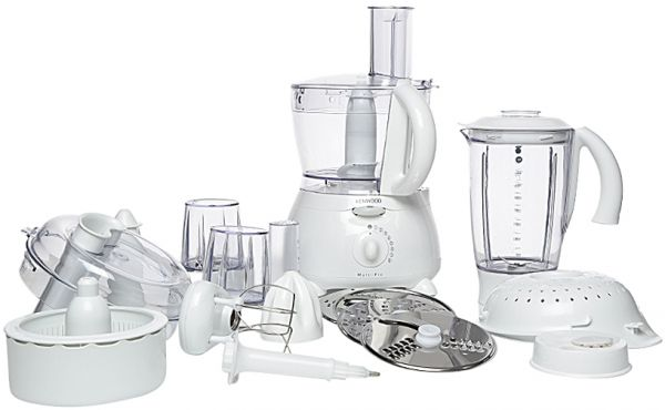 Slow Juicer Souq : Kenwood Food Processor, White - FP691, price, review and buy in Dubai, Abu Dhabi and rest of ...