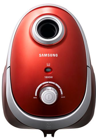 Samsung vacuum cleaner 1800w red sc5450 price for Aspirateur 2000w