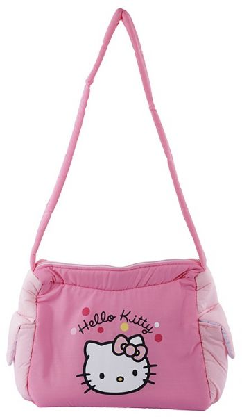 6a731335a43 Hello Kitty SA19411 Baby Diaper Bag, Pink   Souq - UAE