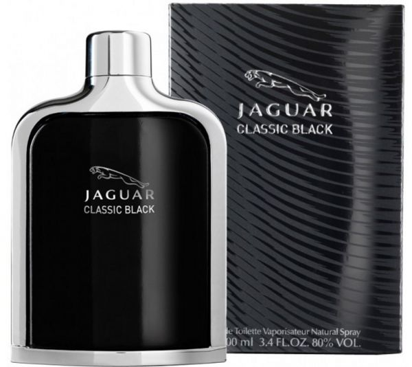 Souq Classic Black By Jaguar For Men Eau De Toilette