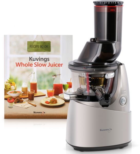 Slow Juicer Reviews 2015 : Kuvings - Slow Juicer - Silver, price, review and buy in Dubai, Abu Dhabi and rest of United ...