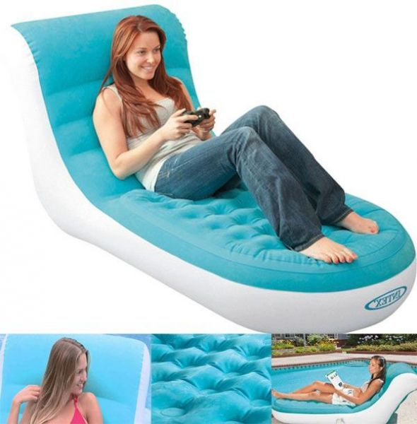 Intex Mac Due Inflatable Sofa Bed [68880]