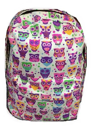 Owl Backpack Girls School bag, price, review and buy in Dubai, Abu ...