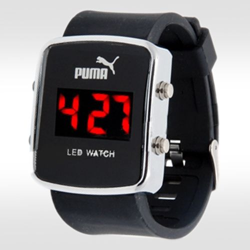 puma led watch prix