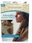 Metallic Shimmer Jewellry  Tattoos (Beauty Tools and Accessories)