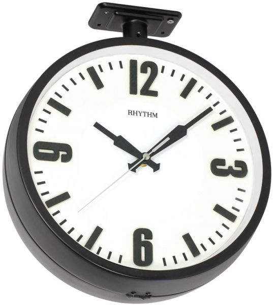 Rhythm Cmg511nr02 Wall Clock price review and buy in Dubai Abu
