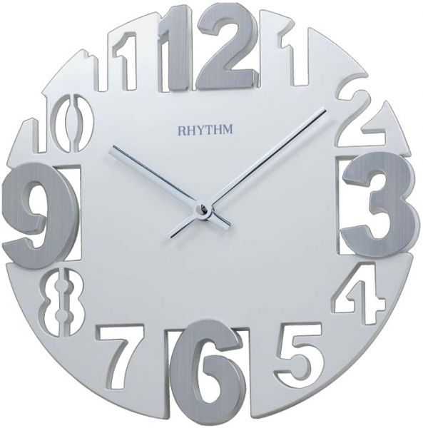 Rhythm CMG767Nr03 Wall Clock price review and buy in Dubai Abu