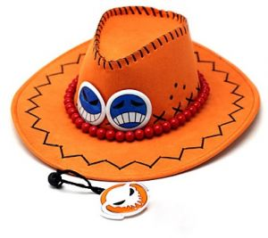 One Piece Anime Portgas D. Ace Cosplay Hat 15078c3d14f4