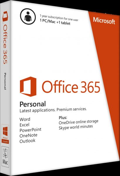 microsoft office 365 home personal