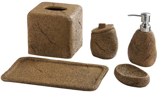Bathroom Accessories Dubai rikan sand stone ancient design resin bathroom set, price, review