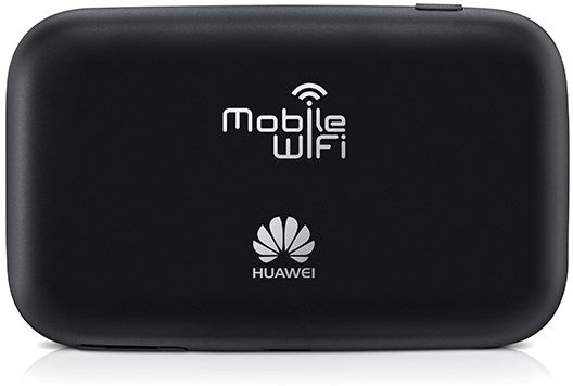 Huawei Portable Wifi 4G LTE Router - Black