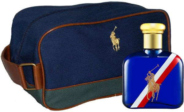 c87c9f6fe80 Polo Red White   Blue by Ralph Lauren 125ml EDT for men plus polo ...