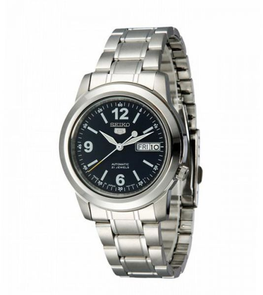abf94c958 SNKE61J1 SEIKO 5 Automatic Wrist Watch for Men | KSA | Souq