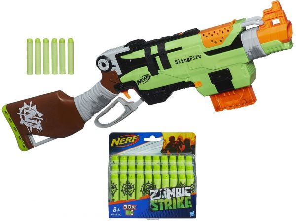 Nerf Slingfire - Salvage by CrionsCustoms ...