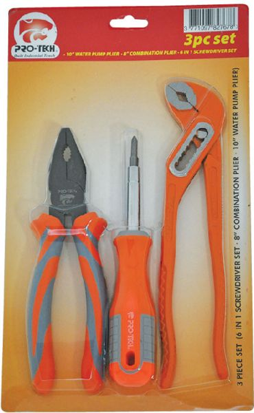 pro-tech 3pc. mix tool set (rst-6004) price, review and buy in uae ...