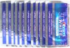 Crest 3D White Professional Whitening Effects Whitestrips 20 strips/10 pouches (Dental Care)
