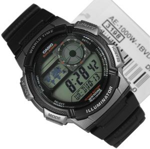 358fbe48748d7 Casio Youth Series Techie Series AE 1000W 1BVDF Men s Watch