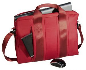 Rivacase 8830 15.6 Inch Laptop Bag - Red 23ca31ed28
