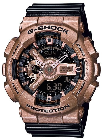 The Top Gold G-Shock Watches – G-Central G-Shock Watch Fan ...