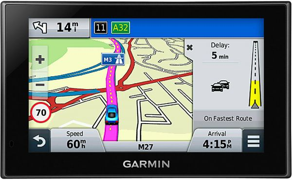 different models of GPS