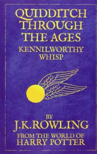 Quidditch Through the Ages by J. K. Rowling - Paperback