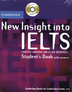 New Insight Into IELTS Student's Book With Answers With Audio CD PB 01 Edition by Vanessa Jakeman - Paperback