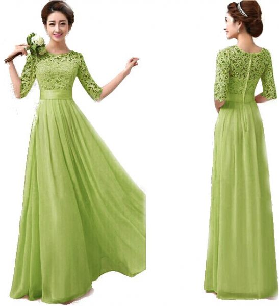 Evening Dresses For Muslim Ladies