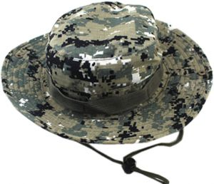 32ac7fcf1b6 Bucket Hat Boonie Hunting Fishing Outdoor Cap