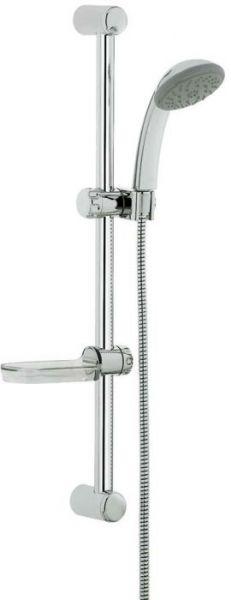 grohe tempesta shower kit complete set price review and buy in dubai abu dhabi and rest of. Black Bedroom Furniture Sets. Home Design Ideas