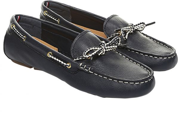 febcdf30ae39 Tommy Hilfiger Randra Loafers Shoes for Women - 10 US