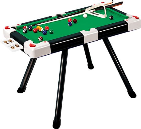 Hostfull My Pool/Billiard Table Set