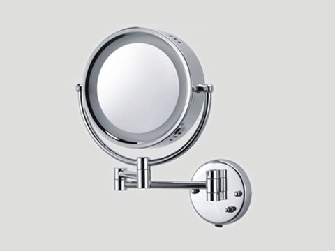 Wall mounted makeup mirror with led lights price review and buy wall mounted makeup mirror with led lights aloadofball Choice Image