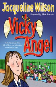 Vicky Angel by Jacqueline Wilson - Paperback