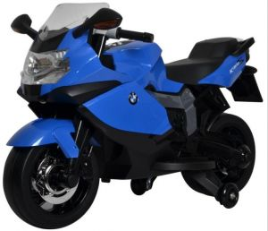 3cf79102bbc Licensed BMW-K1300S Ride On Motorcycle(Blue)