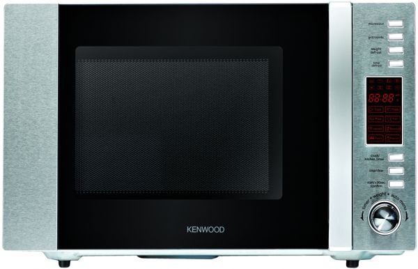 Kenwood Stainless Steel With Grill Microwave Oven Mwl311